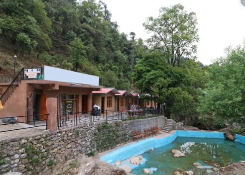 Benog Wildlife Sanctuary and Resorts