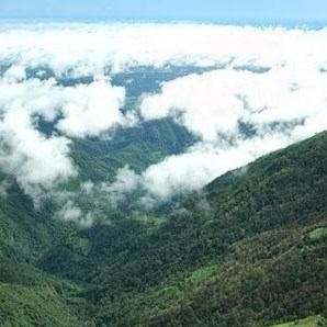 George Everest and Cloud's Ends