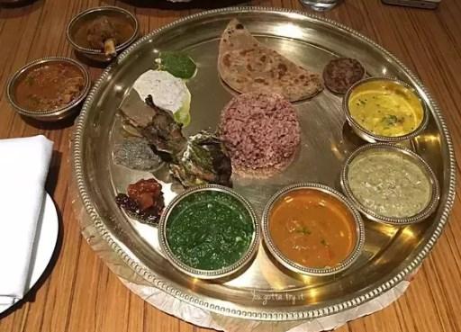 Pahari Thali
